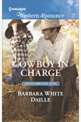 Cowboy in Charge (The Hitching Post Hotel Book 4) Kindle Edition