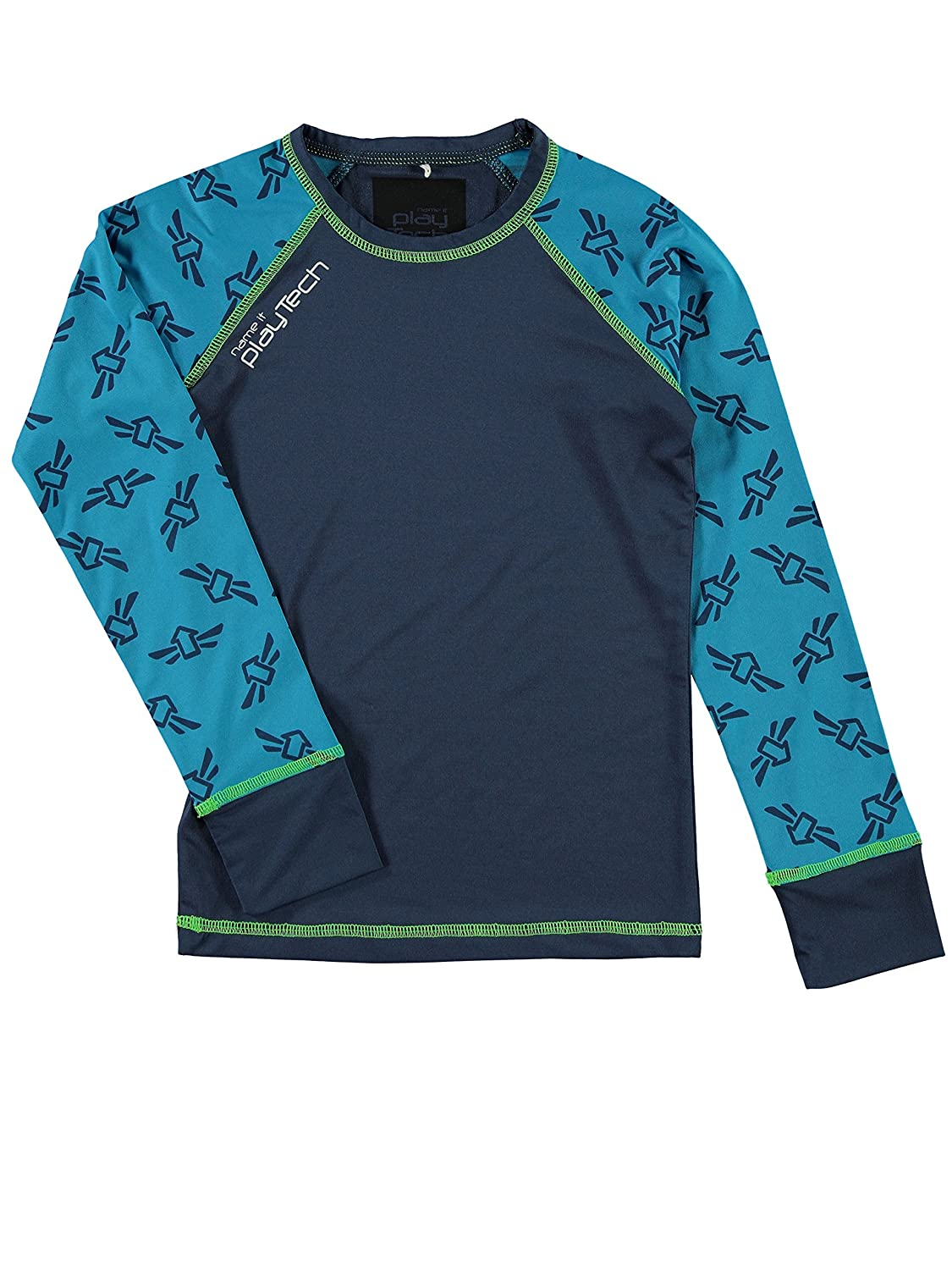 Name it Jungen Funktions Unterwäsche SET Ski & Sport BASELAYER 13096460