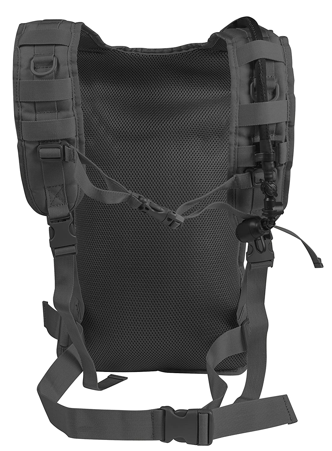 not included Seibertron Tactical Molle Hydration Carrier Pack Backpack Great for Outdoor Sports of Running Hiking Camping Cycling Motorcycle Fit for Seibertron 2L or 2.5L water bladder