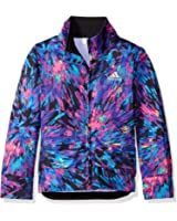 adidas Girls' Printed Tricot Jacket