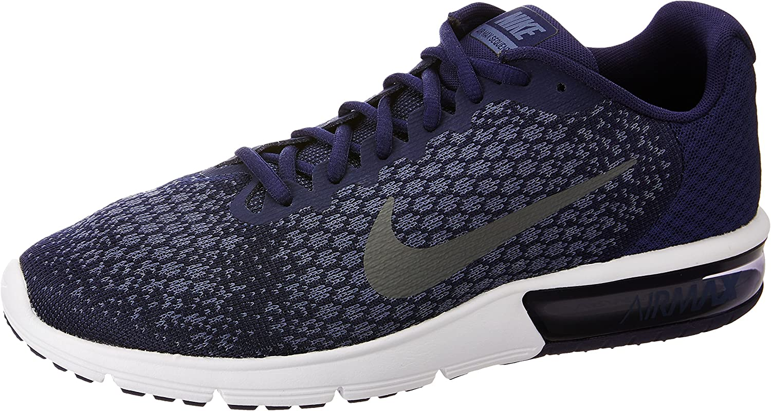 NIKE AIR MAX Sequent 2 Course Hommes Baskets 852461 Baskets