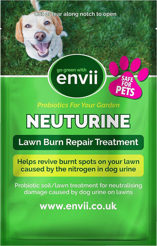 Envii Neuturine – Neutralizador Orina de Perro en Tabletas Repara el Césped Afectado por la Orina del Perro – 12 Tabletas: Amazon.es: Productos para mascotas