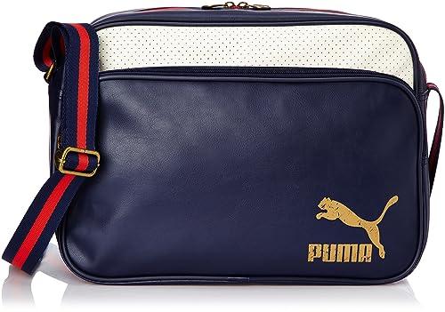 peacoatwhite A Unisex Puma Tracolla Blu Originals blue Borsa w8q1F1
