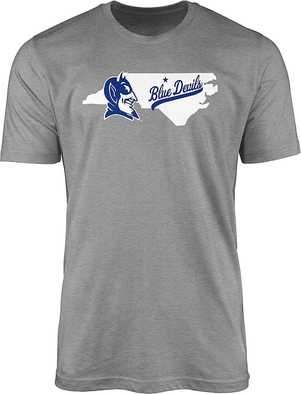 PSF TSI Duke Blue Devils Basic Blue and Gray T-Shirts Several Designs