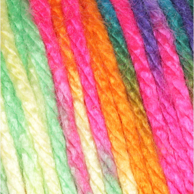 Caron Simply Soft 141g Rainbow Bright