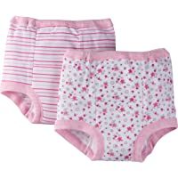 Gerber - Pantalones de Entrenamiento para niña (4 Unidades)