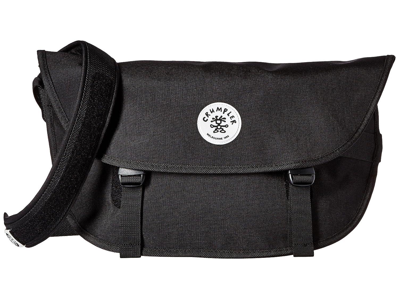 [クランプラー] Crumpler レディース Wonder Weenie Messenger Bag ショルダーバッグ Black [並行輸入品]   B01N55QIKA
