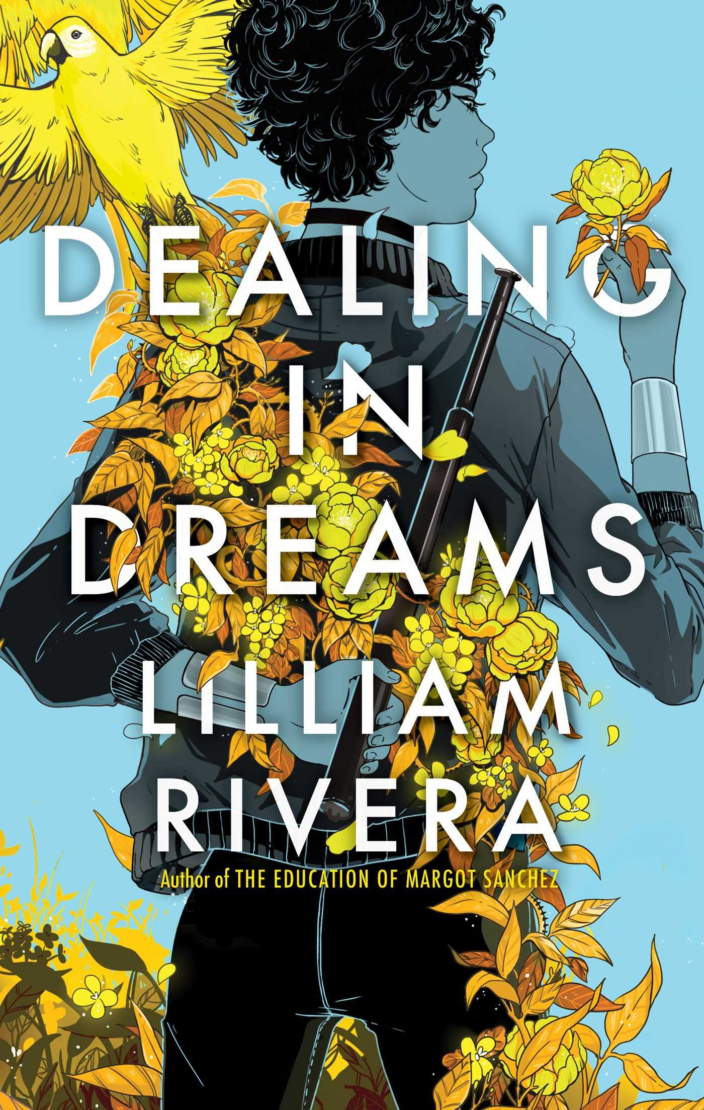book cover: Dealing in Dreams