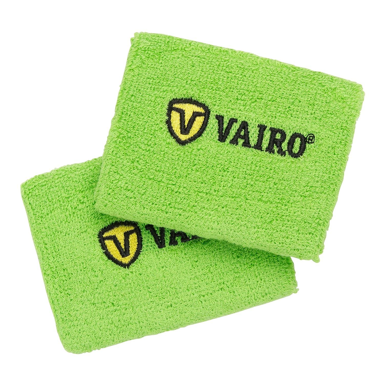 VAIRO MUÑEQUERA Pack 2 Unidades (Verde): Amazon.es: Deportes y ...