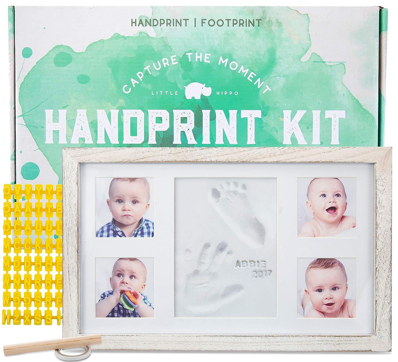anyilon Baby Handprint Mud Hand and Foot Prints Hand and Foot Mud Baby Handprint Business Handprint Ultralight Clay