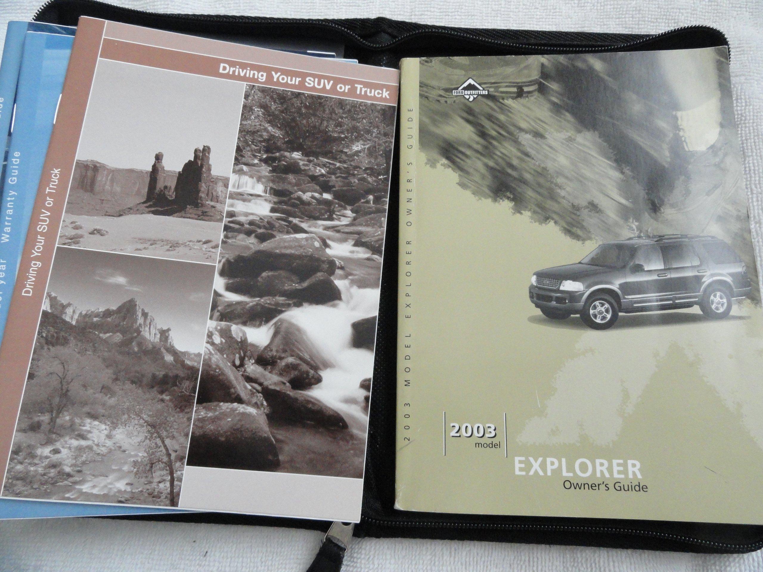 2003 explorer v8 review