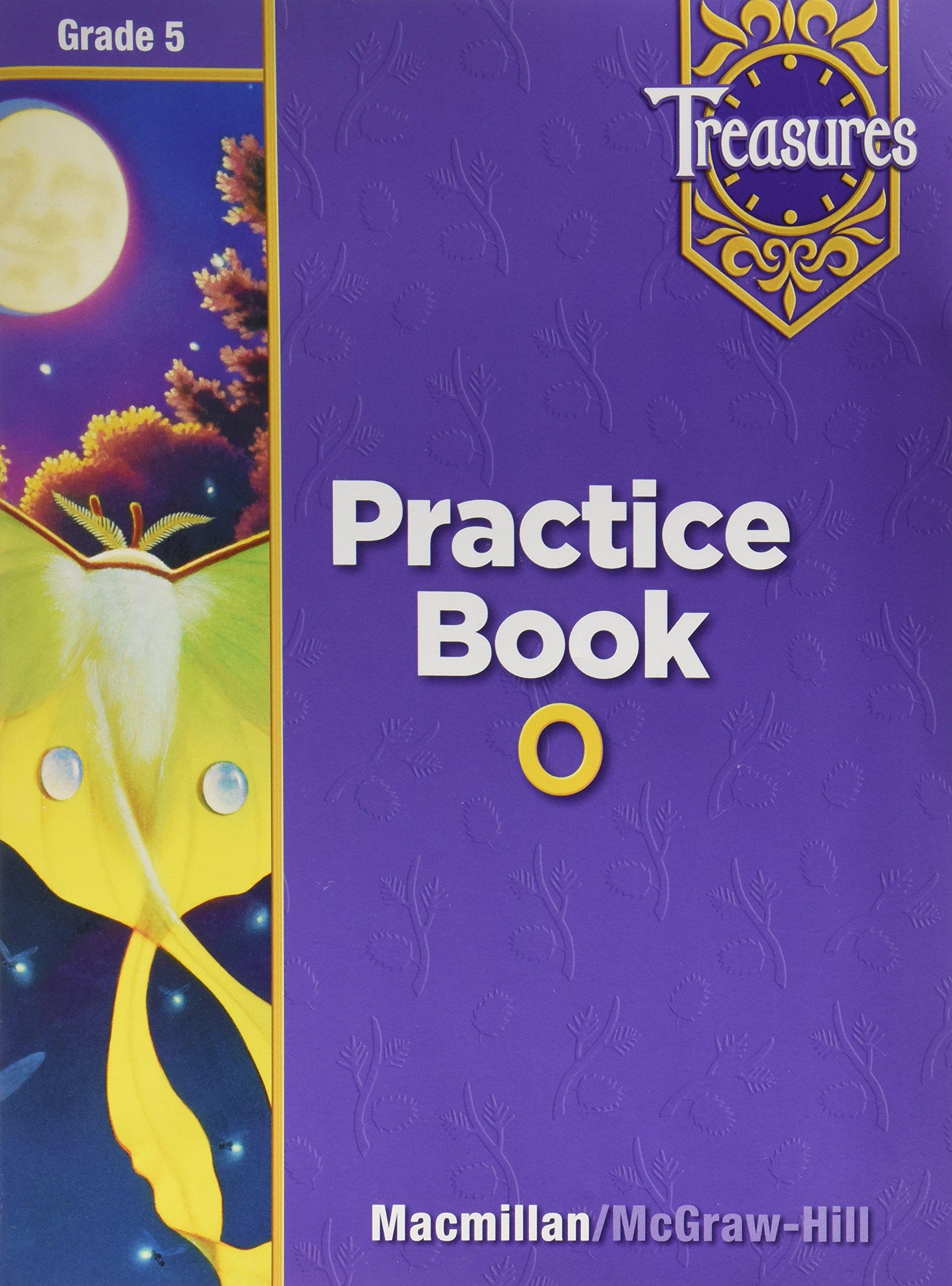 Treasures Practice Book O, Grade 5 pdf epub