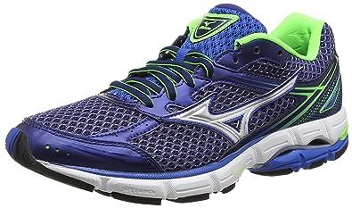 mens mizuno running shoes size 9.5 eu west india uk