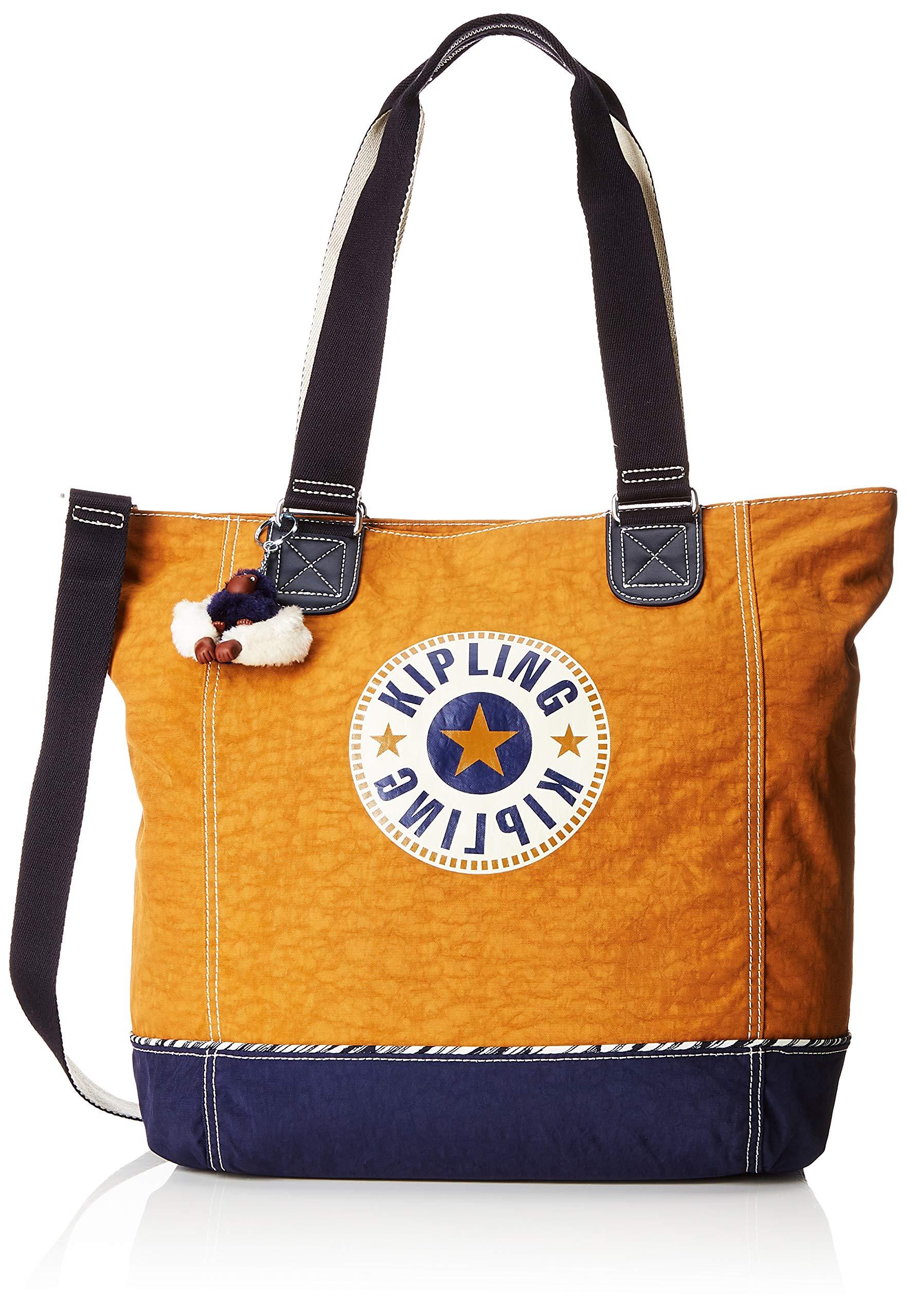 0805a5546f Kipling Women's Shopper C Tote Brown (Active Tan Bl) 689990062719 | eBay
