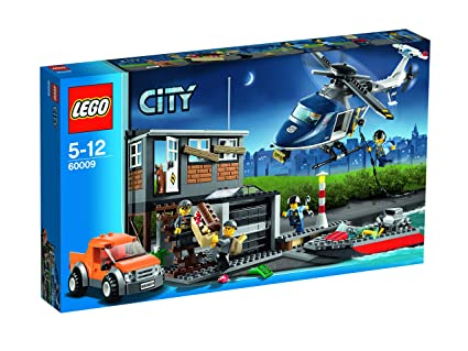Amazon.com: 60009 thief tracking of LEGO City Police ...