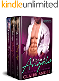 Alphas & Angels: A Complete Series Box Set