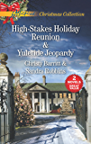 High-Stakes Holiday Reunion and Yuletide Jeopardy: An Anthology (Love Inspired Christmas Collection)