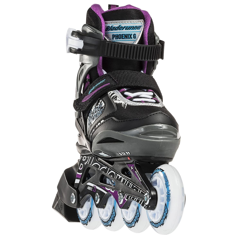 Bladerunner Phoenix – 4 Size Adjustable Junior Skate – Girls 2016