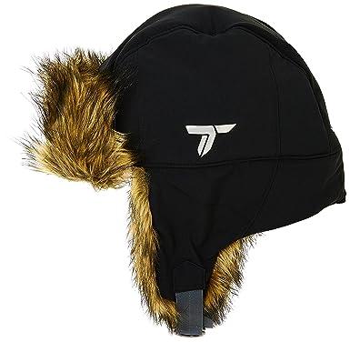 9f3ca1b9bffd7 Amazon.com  Columbia Titanium Arctic Tundra Trapper Hat