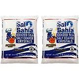 Sal Bahia Iodized Sea Salt Coarse Crystals 35.27oz - 2 PACK