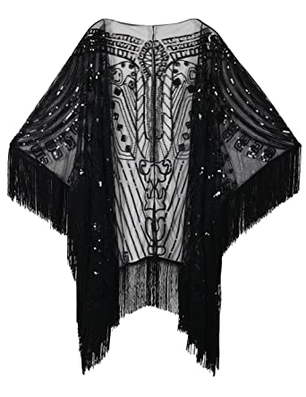 Beaded Shawls for Evening Dresses