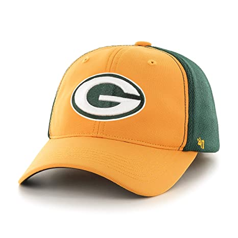 Image Unavailable. Image not available for. Color   47 NFL Green Bay  Packers Draft Day Closer Stretch Fit Hat ... ff681858c01b