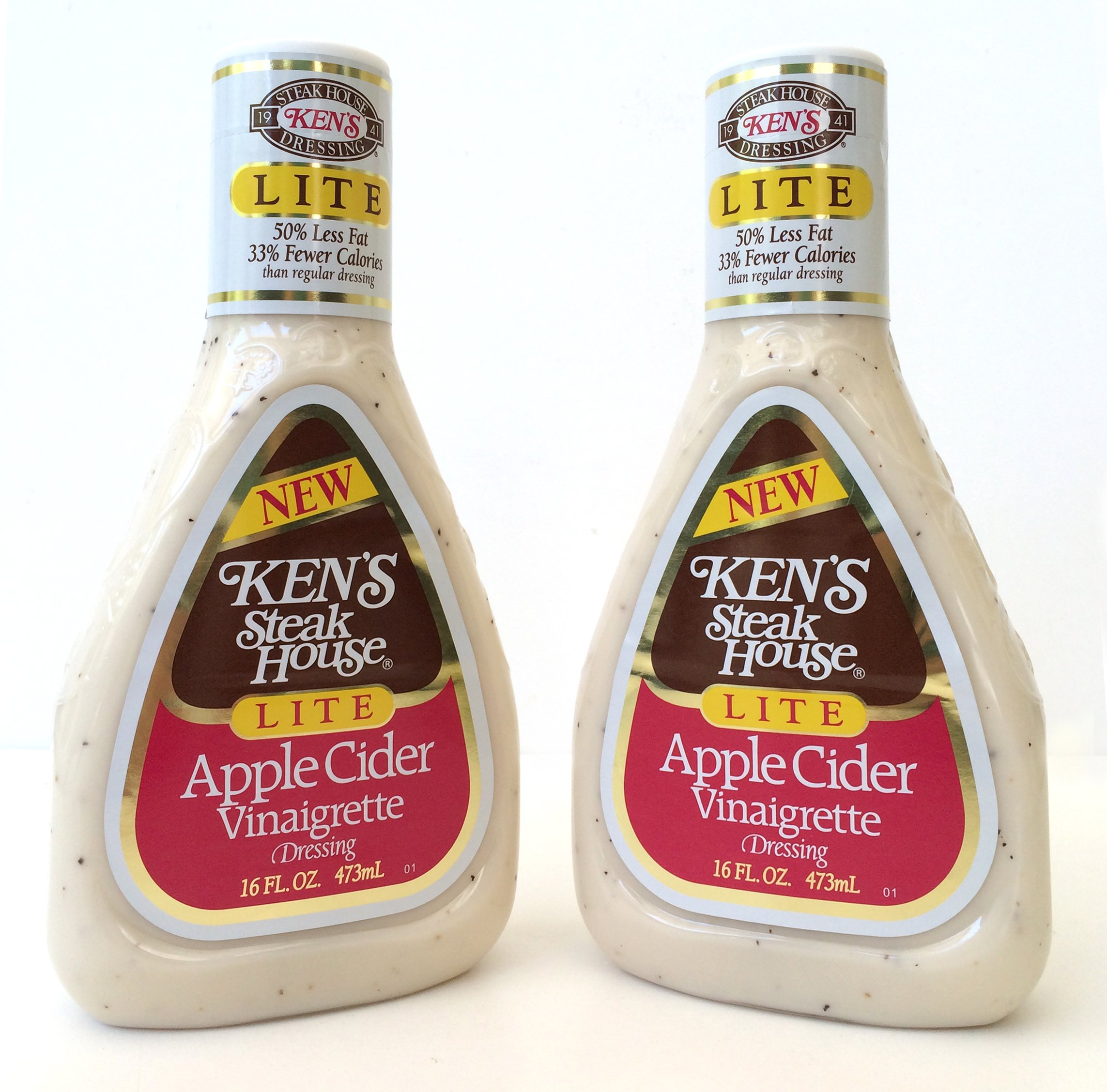 Amazon.com : Ken's Fat Free Raspberry Pecan Salad Dressing