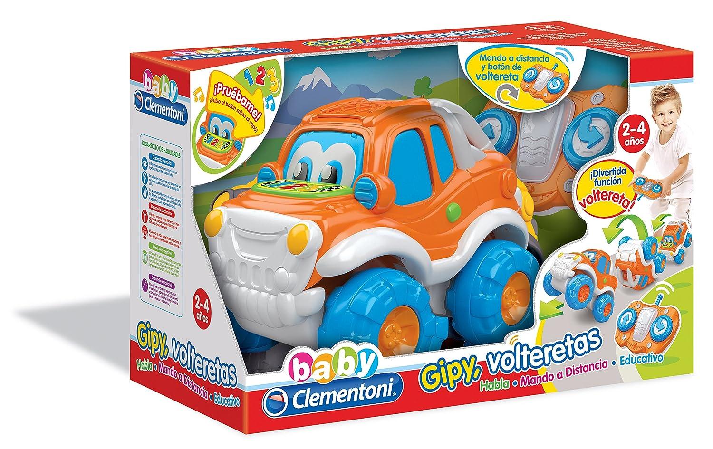 Baby Clementoni Coche teledirigido y Volteretas 550715: Amazon.es: Juguetes y juegos