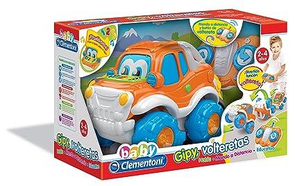 Baby Clementoni Coche Teledirigido Y Volteretas 550715 Amazon Es
