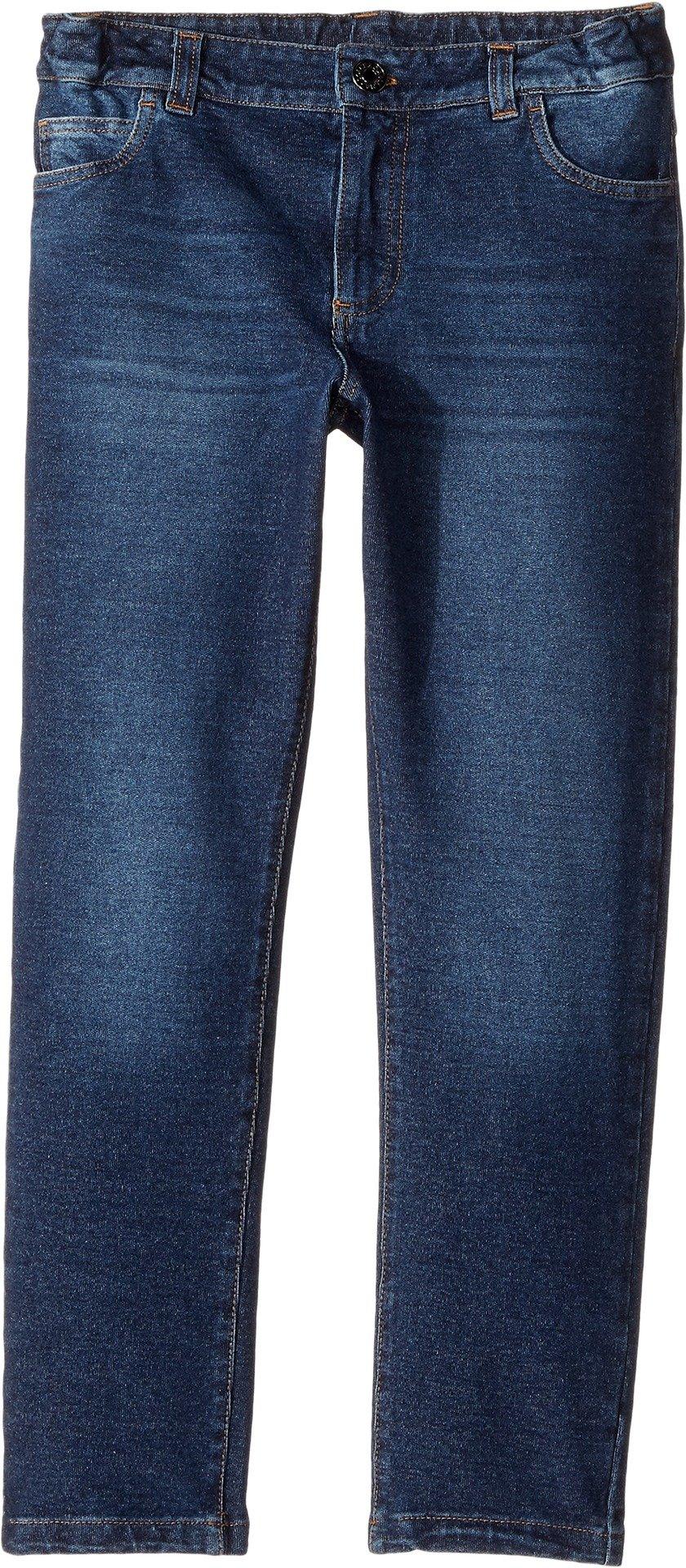 Dolce & Gabbana Kids  Baby Boy's Washed Denim (Toddler/Little Kids) Blue Jeans by Dolce & Gabbana