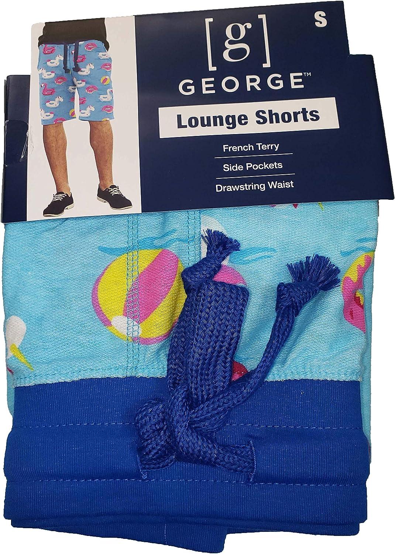 Flamingos & Unicorns Pool Floaties Sleep Lounge Jam Shorts