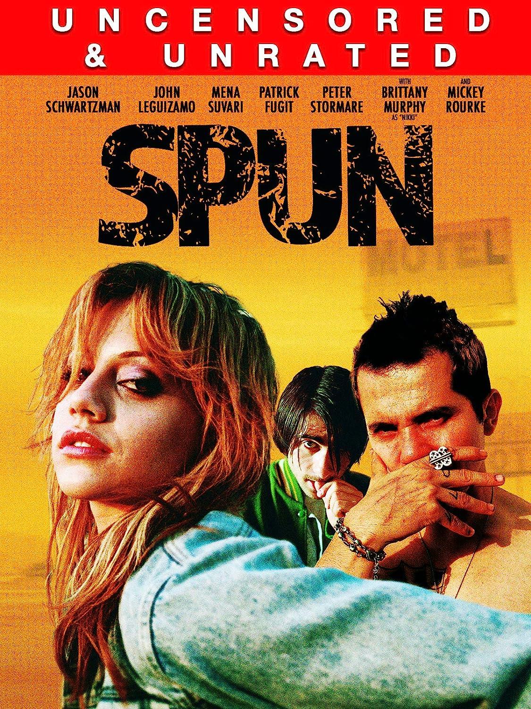Spun (Unrated Directors Cut) [Blu-ray]: Amazon.de: DVD