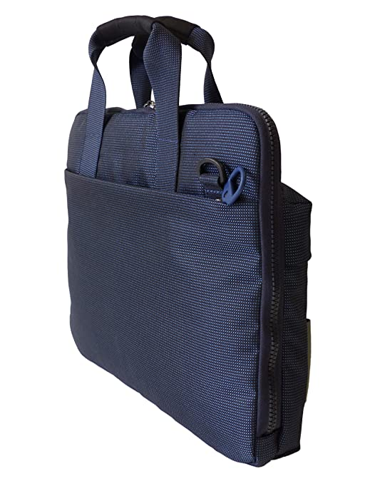 MANDARINA DUCK MD Lifestyle Workbag with 2 Compartments Laptoptasche Black Ink