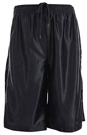 76a0166cf423 ChoiceApparel Mens Solid Color Basketball Training Shorts with Pockets and  Drawstring (XL