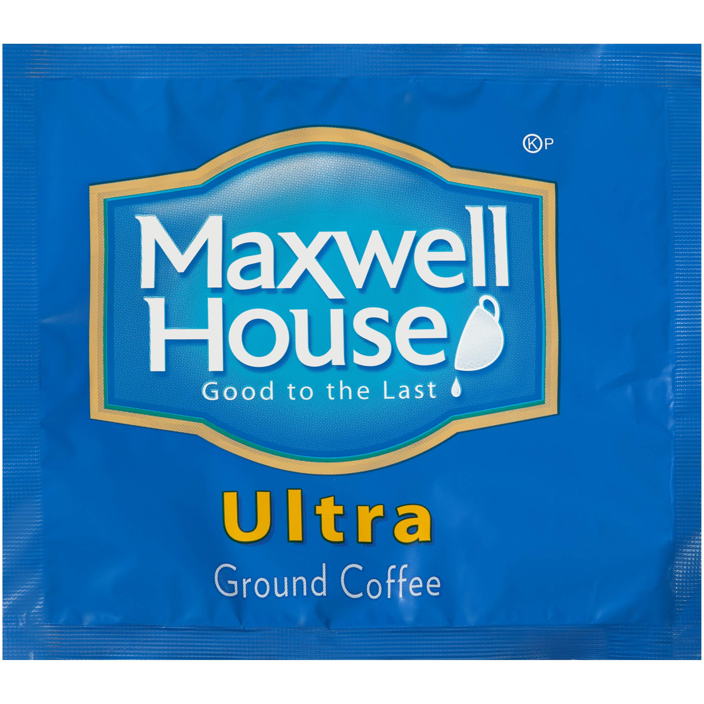 Maxwell House Ultra Ground Coffee (0.4 oz Bags, Pack of 100)