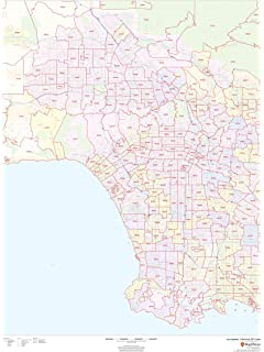 Amazon.com : San Francisco, California Zip Codes - 48