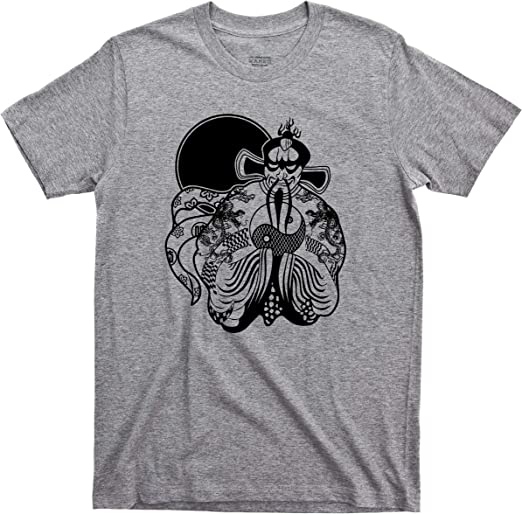 HWDF99DX Big Trouble in Little China Jacks Fu Manchu Comfortable and Lovely Short Sleeves for Children Aged 2-6 Black