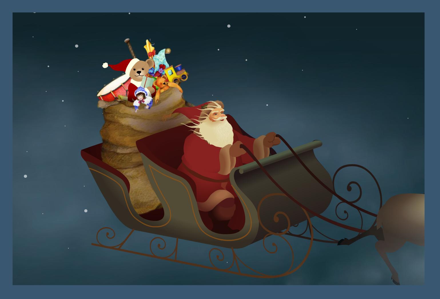 Amazon.com: Jacquie Lawson Christmas Market Advent Calendar [Online ...