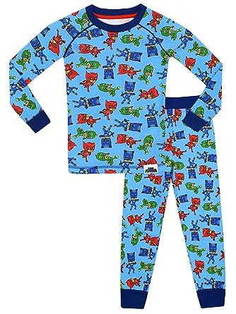 PJ MASKS Boys PJ Masks Pajamas Size 4
