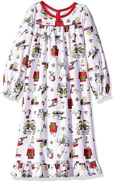 Amazon.com: Cacahuetes Big Girls Vacaciones Granny camisón ...