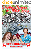 New Christmas Blessings (Christmas Romance in Willow Spring Series Book 3)