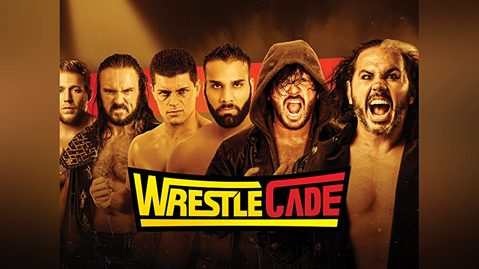 Wrestlecade - 2012