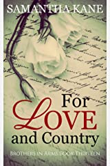 For Love and Country (Brothers in Arms Book 13)
