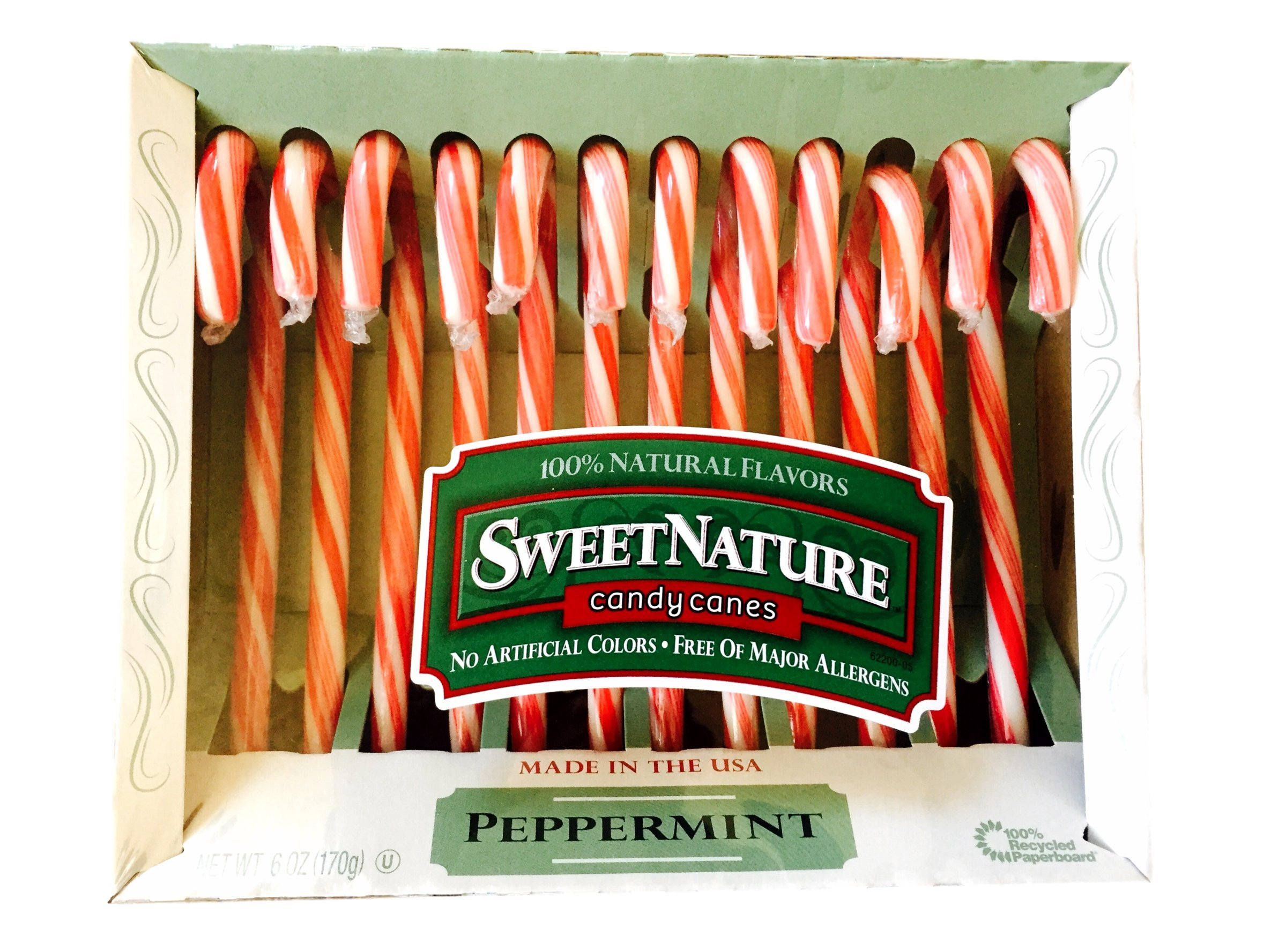 Sweet Nature Candy Canes by Spangler Candy Canes