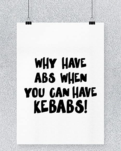 Hippowarehouse Why Have abs When You Can Have Kebabs Cartel ...