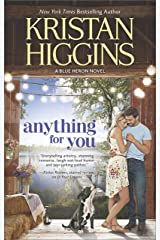 Anything for You (The Blue Heron Series Book 5) Kindle Edition