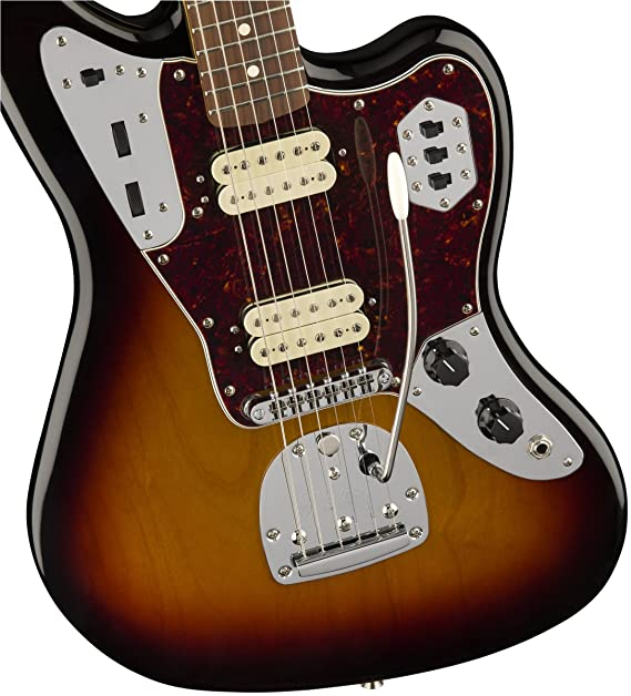 Amazon.com: Fender Classic Player Jaguar Special HH Electric Guitar - Pau Ferro Fingerboard - 3-Color Sunburst: Musical Instruments