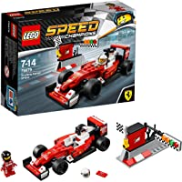 LEGO Speed Champions Scuderia Ferrari SF16-H 75879 Playset Toy