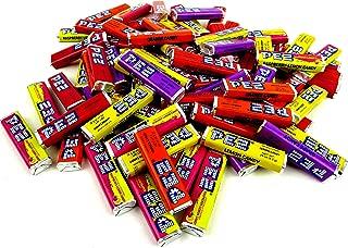 product image for PEZ Candy Refills - Assorted Fruit Flavors, 2 Lb Bulk Bag