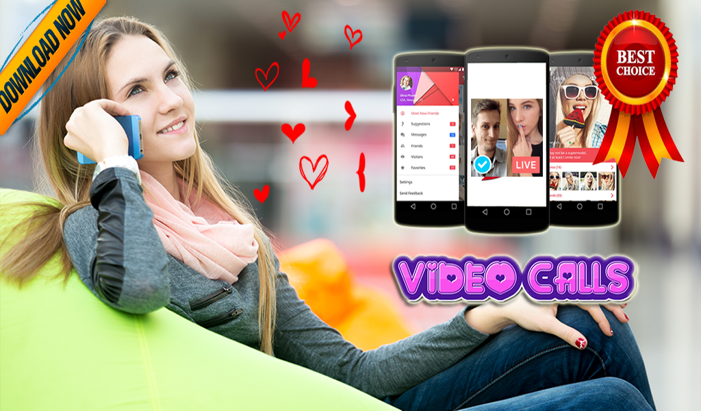 Video Chat Roulette : Call Random People For Free: Amazon.com.au: Appstore for Android